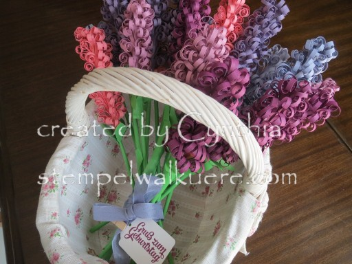 Hyacinth Stempelwalküre 1