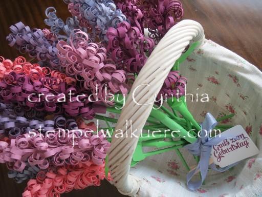 Hyacinth Stempelwalküre 1e