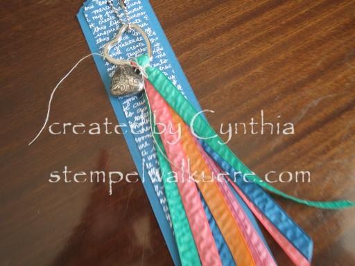 Key chain Stempelwalküre 1a