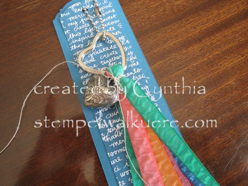Key chain Stempelwalküre 1b