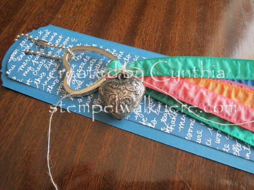 Key chain Stempelwalküre 1c