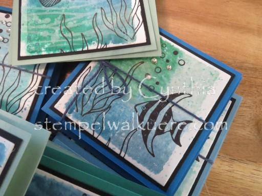 Fish Leporello7 Stempelwalküre Swap 2016